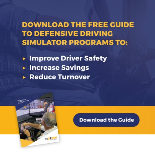 Download our defensive driving simulator program guide